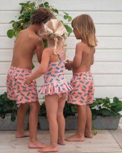badkläder barn