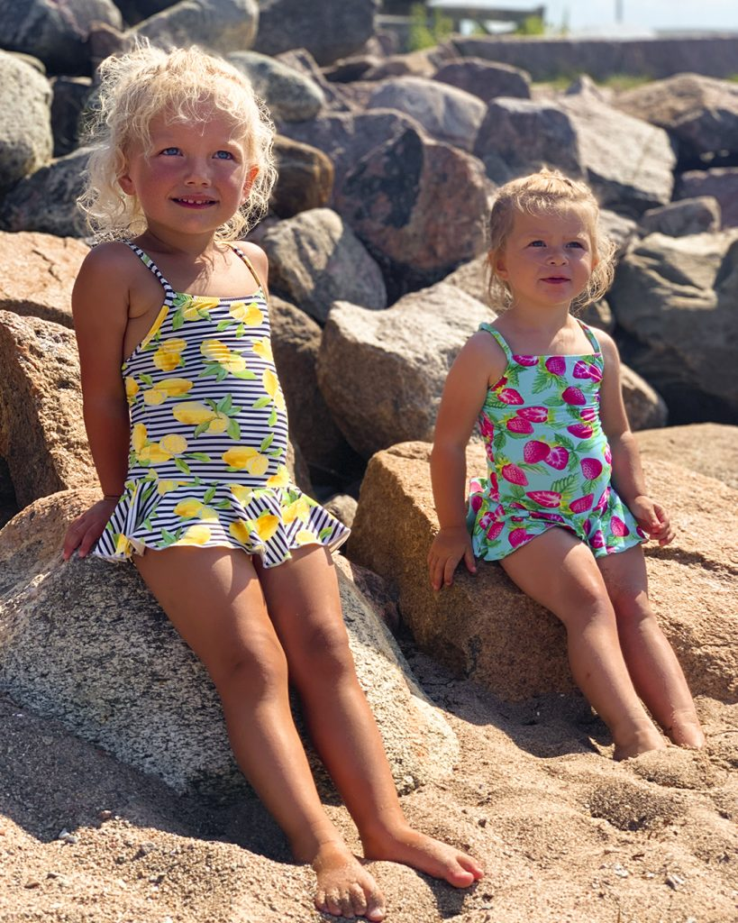 kids swimwear production europe