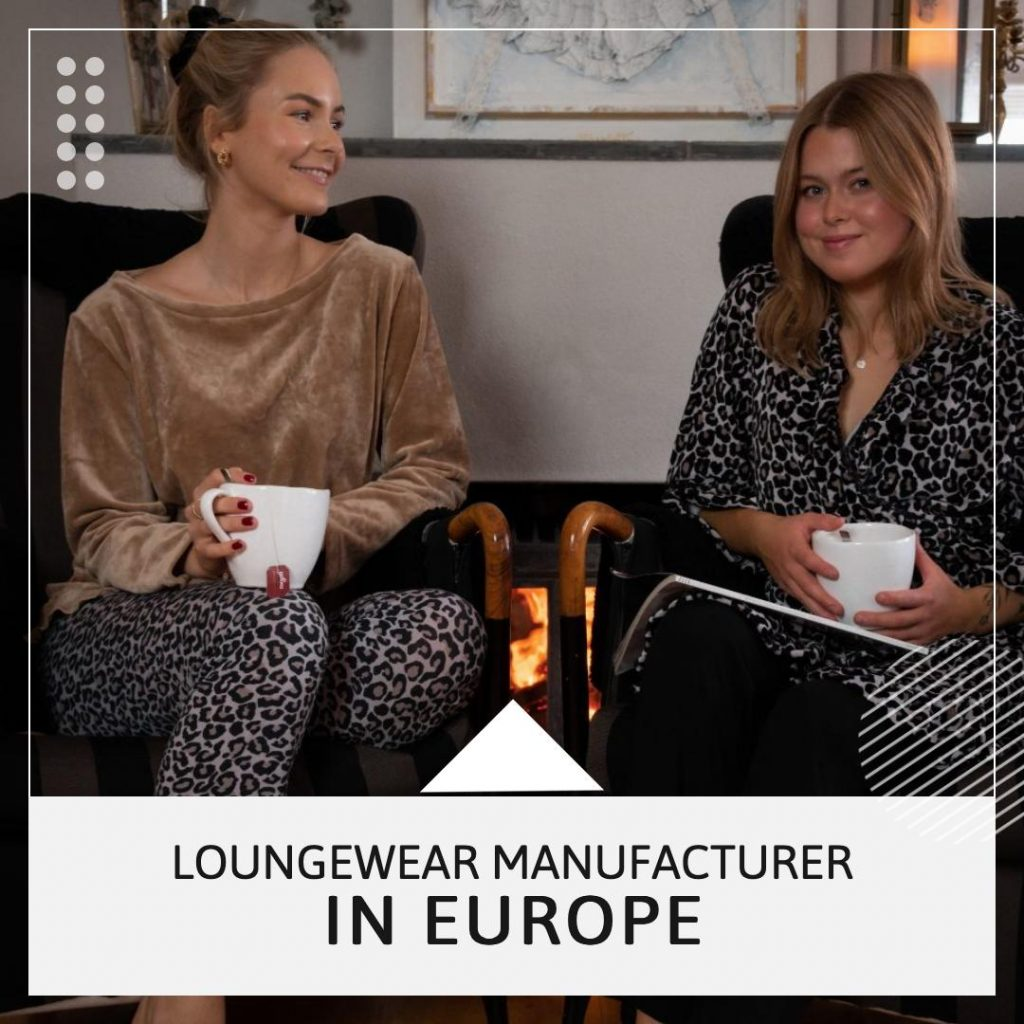 clothing manufacturers in europe